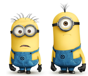 Minions Pair-Anonymous People